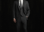 Black Allure Men Tuxedo by Jean Yves