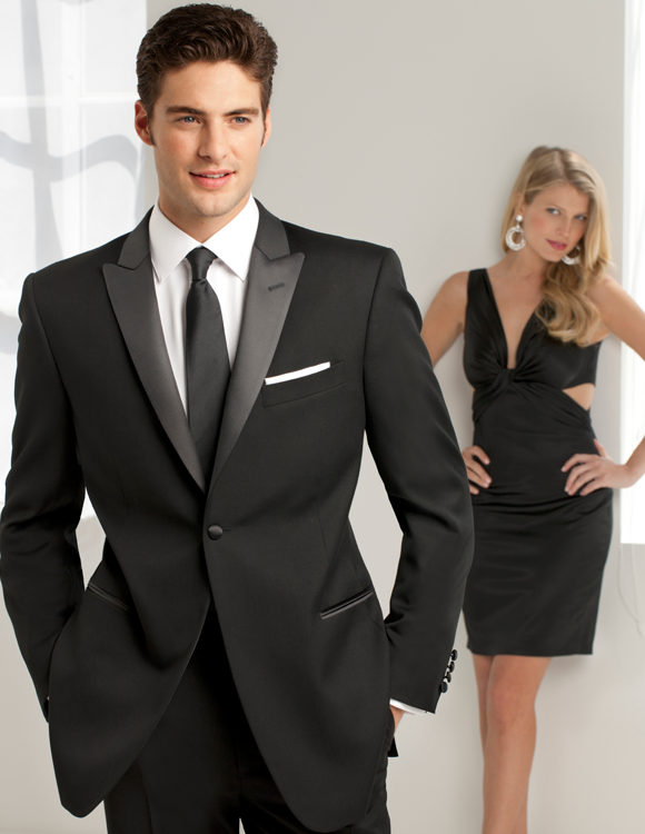 Slim Fit Formal Wear by Ike Behar