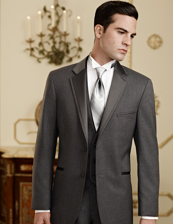 Steel Grey Twilight Tuxedos in Tallahassee FL